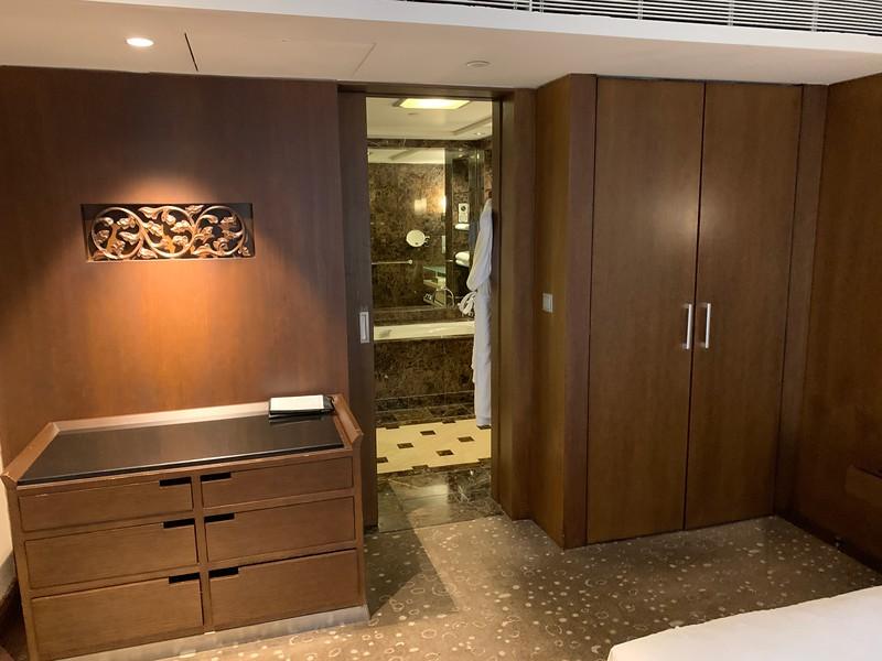 Upgraded Room at Grand Hyatt Singapore