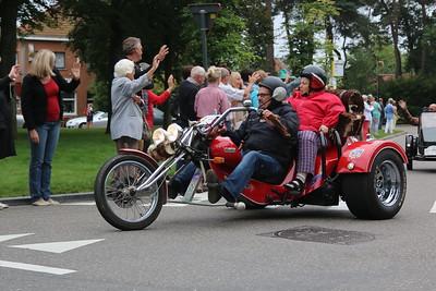 Zandbergrun 2014 - Tweede deel van de run