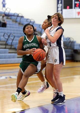 20210109 JV Girls Basketball - Nordonia v Twinsburg