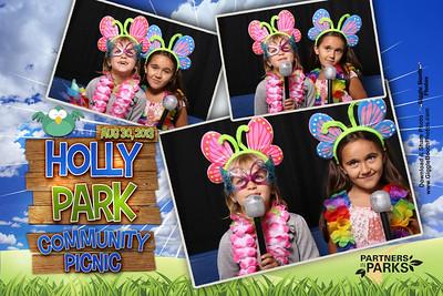 Holly Park - Community Picnic