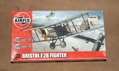 Bristol F2B Mk.IV trainer