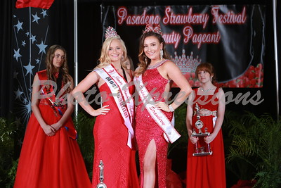 2019 Strawberry Pageant