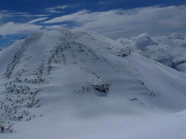 Elbrus - East Peak (5.621m).