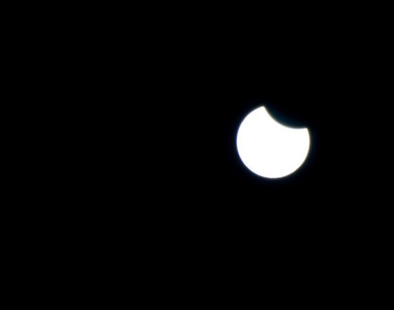Eclipse 2017 in Oregon
