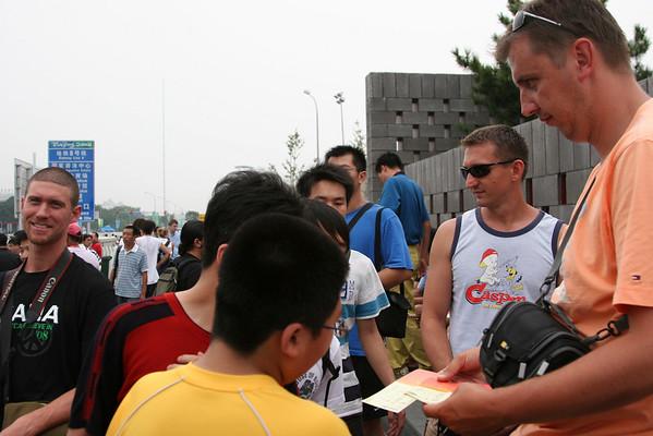 Jesse in Beijing