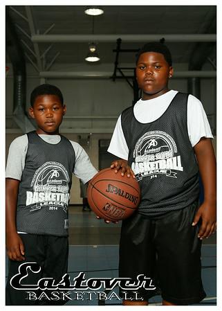 Eastover Basketball 2014