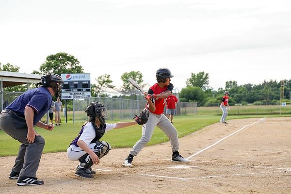 Teener Baseball Summer 2019