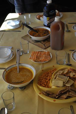 Thanksgiving and Pink Lake 2010