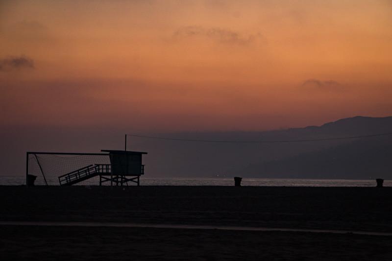 June 18 - Santa Monica sunset.jpg
