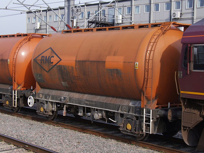 PCA (RC) - 2 Axle Cement Wagon