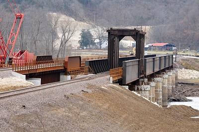 Osage MO river bridge dedication