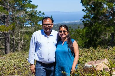 Sunny & Rashmi US Visit