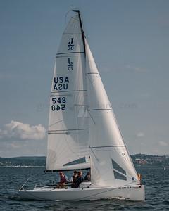 USA 548 | J/70