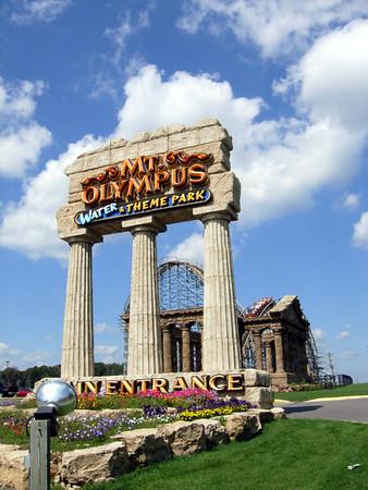 Mt Olympus: August 21, 2006