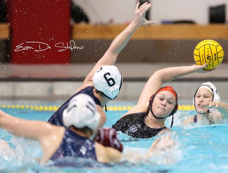 Water Polo vs. Michigan 4/02