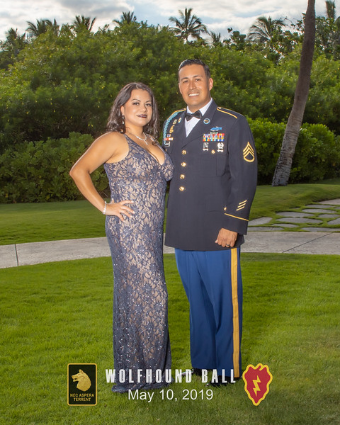 2-27 INF Battalion Wolfhound Ball - May 10, 2019