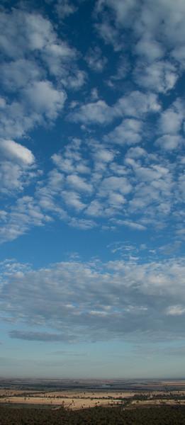Big wimmera skies