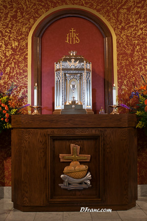 St Leo the Great Sanctuary