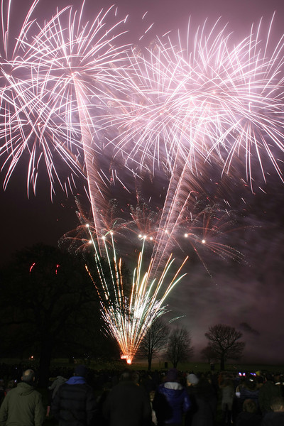 Waltham forest fireworks 2013 quick edit