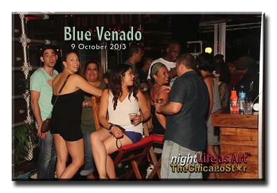 9 Oct 2013 Blue Venado