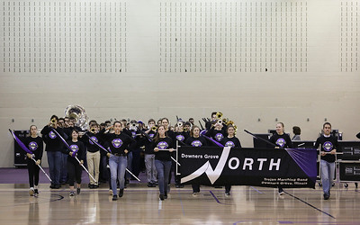 Downers Grove North Band