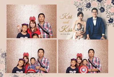 Kai & KSS's Wedding