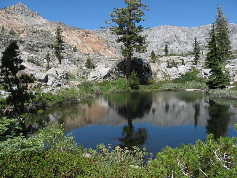 Boomerang Lake