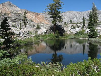 Twin Lakes & Island Lake - July 18, 2008
