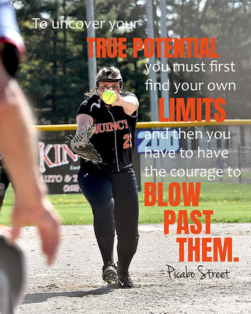 Baseball & Softball Images with Quotes