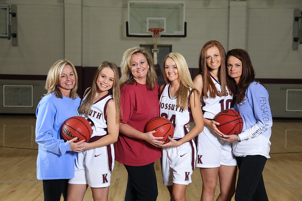 Kossuth Senior Basketball Girls