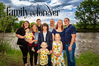 McCalla and McDonald Families