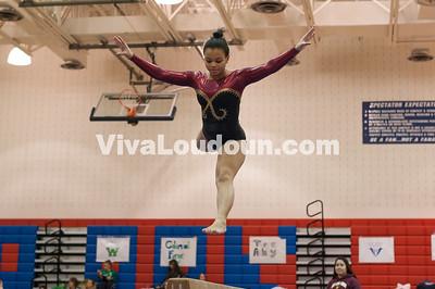 Gymnastics: Glory Days Gymnastics Invitational 1.10.2015 (by Jeff Vennitti)