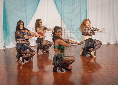 Middle Eastern Dance Club TAMUCC