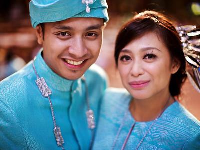 Ashraf & Zurina