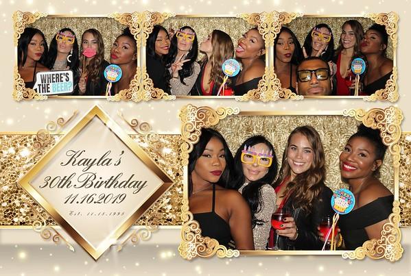 Kayla's 30th Birthday Party