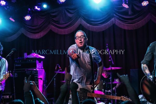 The Hold Steady @ Brooklyn Bowl (Sat 12/3/16)
