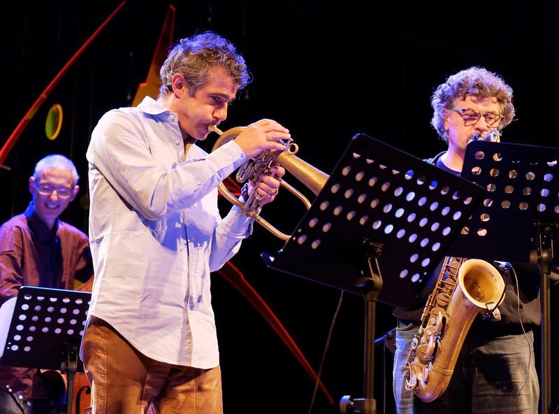 Mauro Battisti, Paolo Fresu e Tino Tracanna