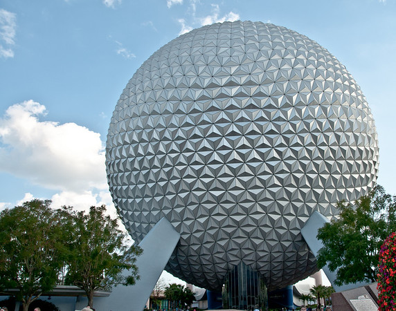 Epcot - March 17, 2011