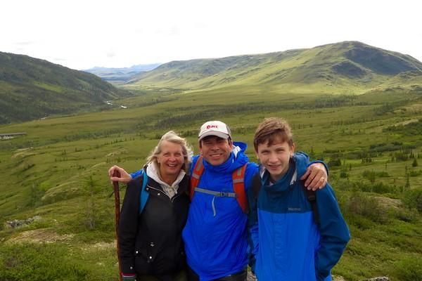 Day 3: Denali Tundra Hike