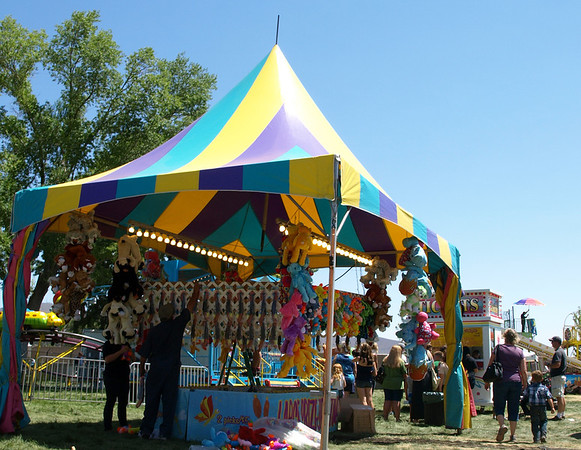 Friday at the 2013 Lassen County Fair
