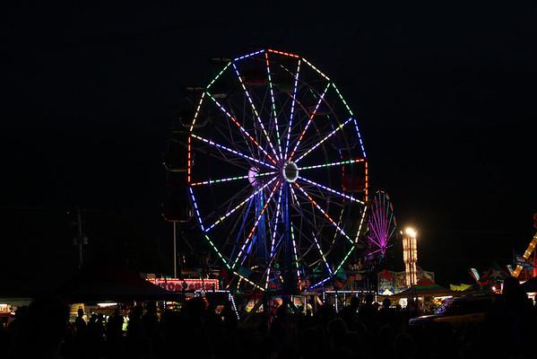2012 Delta Fair - Midway