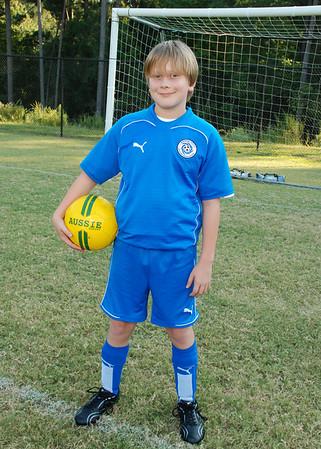 Greg Giddens soccer Galaxy U-14 2010