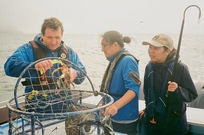 Crabbing on the Columbia - 2020/09/19