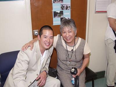UCLA Graduation Asian Pacific American Studies 2005