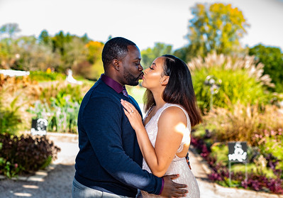 Engagement Pics for Saroya & Ben