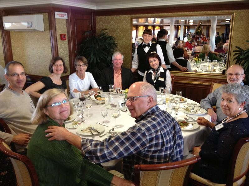 Princetonians aboard the Volga Dream - Simon Morrison *97