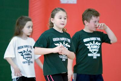 2010 Green YMCA Rookies
