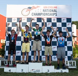 2013 USAC MTB XC Championships (podiums)