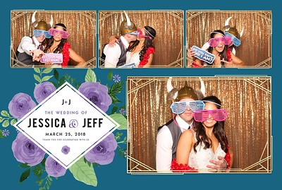 Jessica & Jeff's Wedding