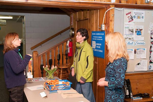 Mansfield Ski Club Corporate Day 2013
